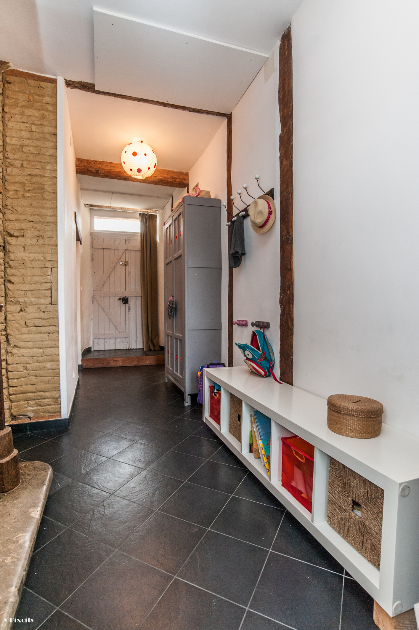 magnifique maison toulousaine t6 de 170m canton auterive l 39 immovation. Black Bedroom Furniture Sets. Home Design Ideas