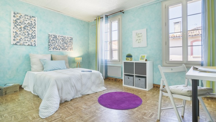 Daux maison de village 125m² home staging toulouse limmovation